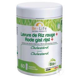 Be-Life BIOLIFE LEVURE DE RIZ ROUGE 60 gélules