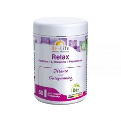 Be-Life BIOLIFE RELAX 60/120 gélules