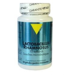 VITALL+ LACTOBACILLUS RHAMNOSUS 30 Gélules végétales