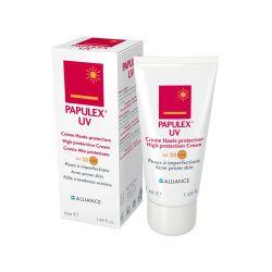 PAPULEX UV SPF30 Crème haute protection acné