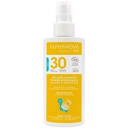 ALPHANOVA SUN BIO KIDS SPF30 SPRAY SOLAIRE125ML