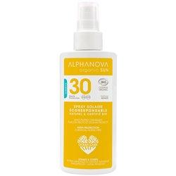 ALPHANOVA SUN BIO SPF30 protection solaire SPRAY 125ML