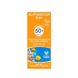 ALPHANOVA SUN BIO SPF50+ crème solaire 50ML