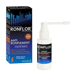 RONFLOR Solution buccale ronflement SPRAY 50ML