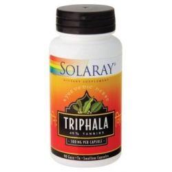 SOLARAY TRIPHALA 500 MG 90 CAPSULES