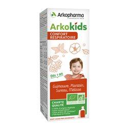 ARKOKIDS CONFORT RESPIRATOIRE BIO sirop 100ML