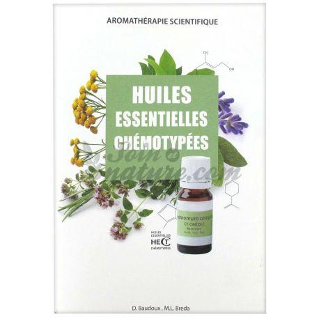 BOOK etherische oliën chemogetypeerde D. Baudoux ML Breda