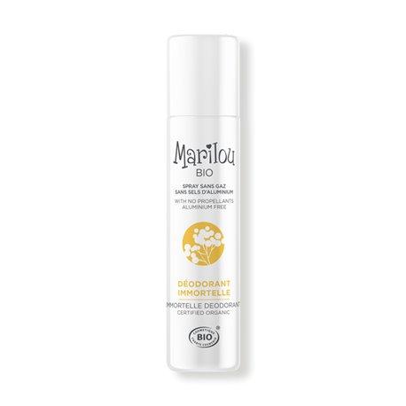 Marilou Bio Deodorant Spray 75ml Immortelle