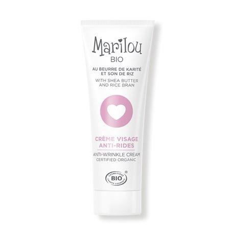 Marilou Bio Anti-Falten-Gesichtscreme 30 ml