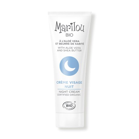 Marilou Bio Cream Face Night 30ml