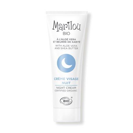 Crème de Visage Nuit Marilou Bio