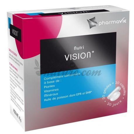 B.CONCEPT NUTRI COMPLEX 30 Kapseln + VISION 30 Kapseln