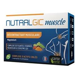 NUTRALGIC Muscle décontacturant musculaire SANTE-VERTE 14 comprimés