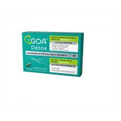 GOA Détox 30 gélules Chrono-Phyto-Nutrition WePhyt