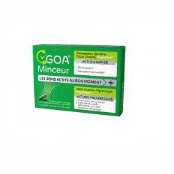 GOA MINCEUR 30 gélules Chrono-Phyto-Nutrition WePhyt