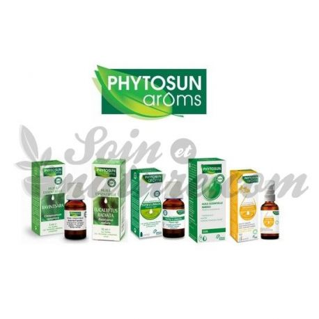 PACK etherische oliën PHYTOSUN Arôms WINTER