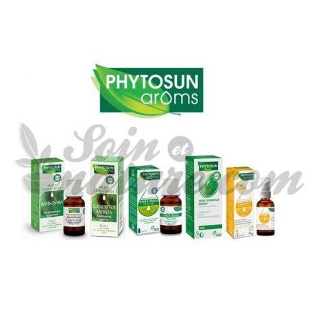 PAQUETE aceites esenciales Phytosun Arôms INVIERNO