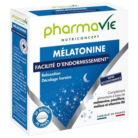 Pharmavie melatonina 30 Cápsulas
