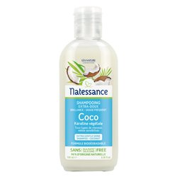 NATESSANCE COCO shampooing Usage fréquent
