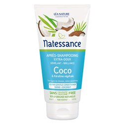 NATESSANCE COCO Après shampooing 150ML