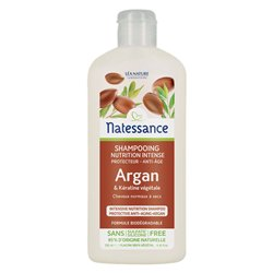 NATESSANCE ARGAN shampooing ANTI AGE 250ML