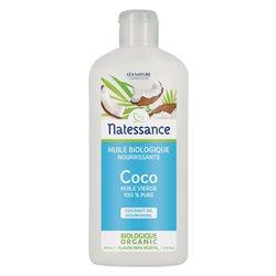 NATESSANCE COCO Huile capillaire 100% PURE 250ML