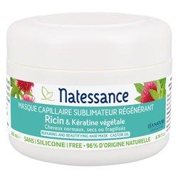 NATESSANCE RICIN Masque capillaire sublimateur 200ML