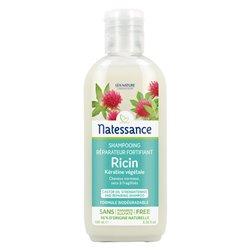 NATESSANCE RICIN shampooing Réparateur Fortifiant