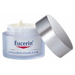 Eucerin Hyaluron-Filler Soin de Jour Peau Sèche 50 ml