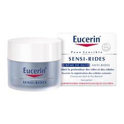 Eucerin Sensi-Rides Soin Anti-Rides Nuit 50 ml