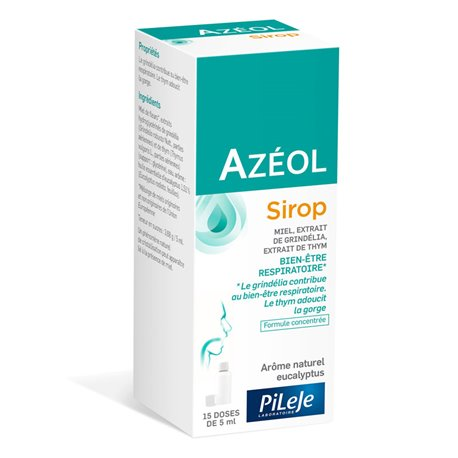 AZEOL tosse xarope natural, 75ml