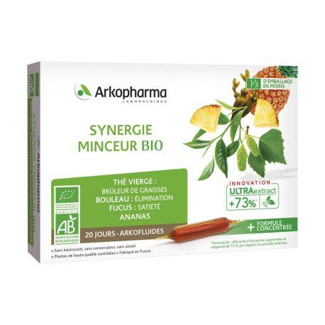 Arkopharma Arkofluide BIO SYNERGY SLIMMING 20 BULBS 10ml