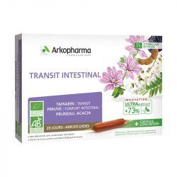Arkofluides trânsito intestinal Bio 20 Lâmpadas