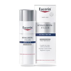 Eucerin Hyaluron-Filler extra rico Night Cream 50 ml