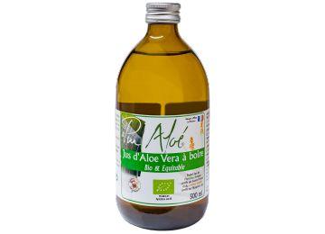 Hilft Ihnen Aloe Vera Saft beim Abnehmen?