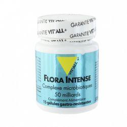 Vitall + FLORA INTENSE microbiota COMPLEX 15 CAPSULES