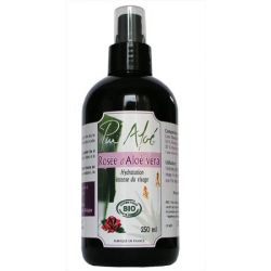 PurAloe Rosée d'aloe bio spray 250ml