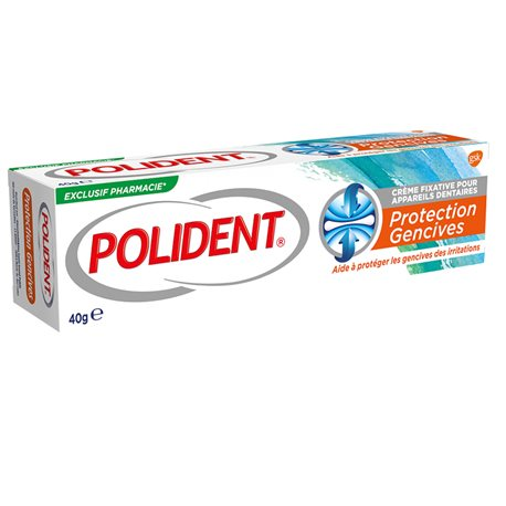 Polident Polident Hypoallergenic Cream Without Zinc Fixative 40gr