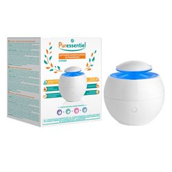 PURESSENTIEL DIFFUSEUR HUMIDIFICATEUR ULTRASONIQUE O'XYGEN