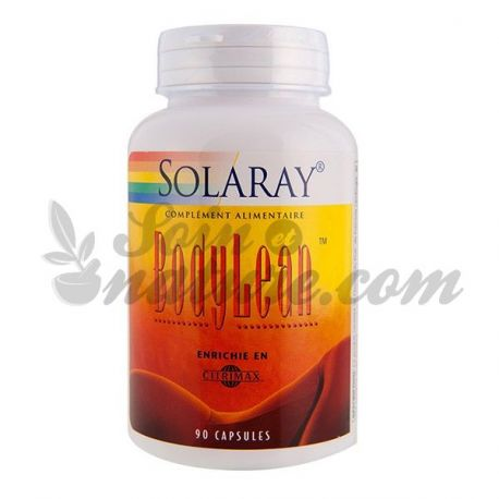 SOLARAY BODY LEAN 90 CAPSULES en pharmacie bio