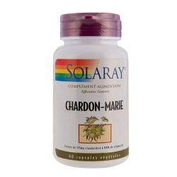 SOLARAY CHARDON-MARIE 175 MG STANDARDISÉ 60 CAPSULES