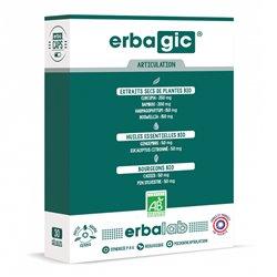 ERBAGIC Articulation ERBALAB 30 gélules