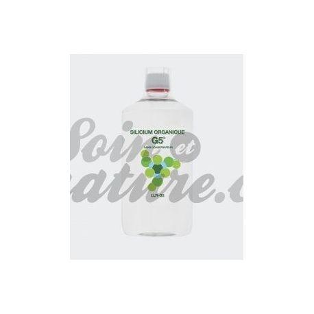 ALMA BIO SILICIUM ORGANIQUE G5 1 litre sans conservateur