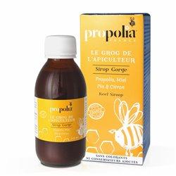 Propolia SIROP GORGE Propolis Miel Citron 145 mL