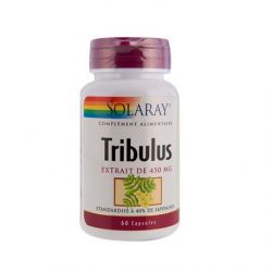 SOLARAY TRIBULUS 450 MG 60 CAPSULES