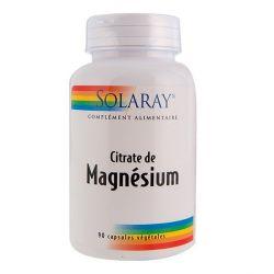 SOLARAY MAGNÉSIUM 133,33 MG 90 CAPSULES