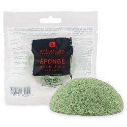 Erborian esponja exfoliante té verde konjac