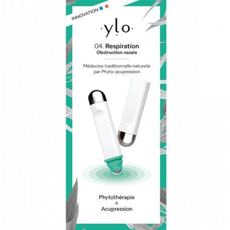 YLO 04. Respiration Stylo de phyto-acupression