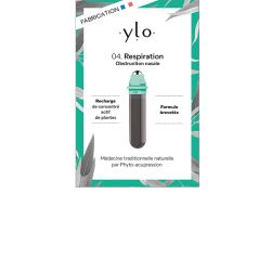 YLO 04. Respiration recharge pour stylo