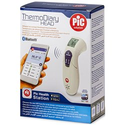 THERMOMÈTRE DIGITAL FRONTAL SANS CONTACT THERMODIARY HEAD